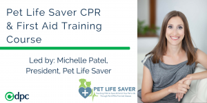 Link to DPC Technology events page to register for tickets to our Pet Life Saver CPR and First Aid Seminar at DPC Technology