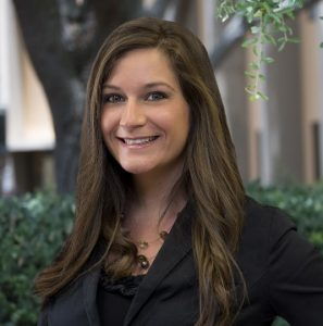 Catherine Cortines, Procurement and Account Coordinator