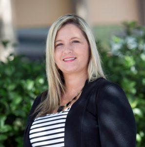 Tina Ring, Scheduling Coordinator