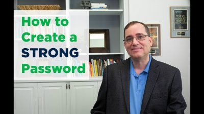 How to Create a Strong Password with Diceware